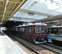 train, track, platform, station, transport, pulling
