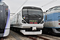 sky, outdoor, transport, track, train