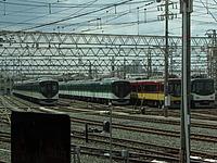 track, outdoor, railroad, train