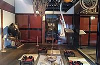 indoor, floor, furniture, cluttered, video game, building, studio, museum