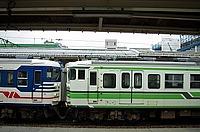 train, transport, outdoor, track, long, traveling, railroad, rail, station, locomotive