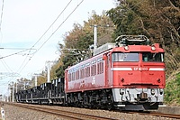 train, track, outdoor, tree, sky, transport, red, traveling, railroad, engine, moving, locomotive, rail, station
