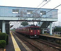 train, track, sky, outdoor, rail, station, transport, land vehicle, vehicle, locomotive, platform, traveling, pulling, railroad