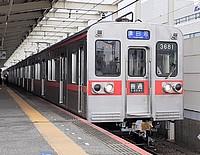 train, transport, track, outdoor, platform, land vehicle, station, vehicle, rail, public transport, rolling stock, railway, traveling, stopped, railroad