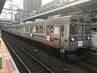 train, track, transport, station, platform, railroad, rail, land vehicle, vehicle, public transport, pulling
