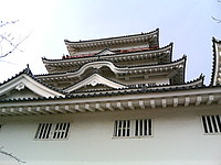 sky, outdoor, temple, chinese architecture, japanese architecture, pagoda, building, castle, place of worship