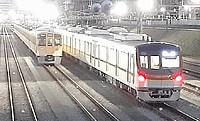 track, land vehicle, outdoor, vehicle, rail, train, station, transport, public transport, railroad, several