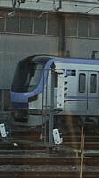 train, land vehicle, vehicle, railroad, station, rail