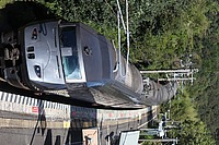 tree, outdoor, transport, train, helicopter