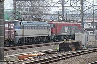train, track, railroad, rail, locomotive, outdoor, station, transport, land vehicle, vehicle, passenger, freight, traveling, several