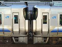 train, track, vehicle, platform, land vehicle, transport, station, silver