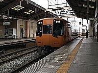 train, track, platform, station, building, railroad, land vehicle, rail, transport, vehicle, pulling, train station