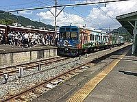 sky, train, track, outdoor, transport, vehicle, land vehicle, rail, railroad