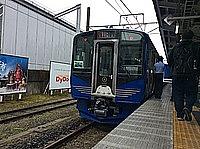 train, sky, track, outdoor, transport, platform, station, land vehicle, rail, vehicle, pulling, railroad