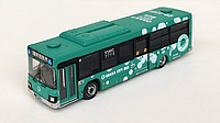 bus, vehicle, land vehicle, electronics