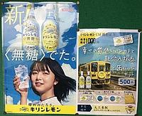 text, soft drink, poster, bottle, cartoon