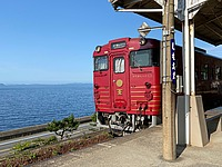 sky, outdoor, train, vehicle, land vehicle, transport, traveling