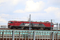 sky, outdoor, train, railroad, vehicle, land vehicle, rail, locomotive, station, pulling