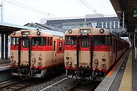 sky, train, track, transport, outdoor, station, railroad, platform, rail, land vehicle, vehicle, pulling