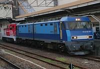 train, track, railroad, transport, rail, outdoor, locomotive, land vehicle, vehicle, blue, station, traveling