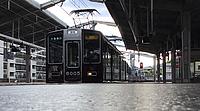 train, outdoor, vehicle, station, land vehicle