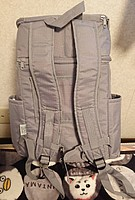 indoor, luggage and bags, coat, jacket, trousers, handbag, old
