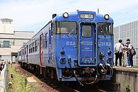 sky, outdoor, transport, land vehicle, railroad, vehicle, train, locomotive, blue, rail, wheel
