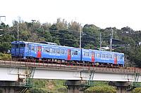 train, outdoor, track, sky, bridge, tree, railroad, rail, traveling, land vehicle, vehicle, long, locomotive, passing