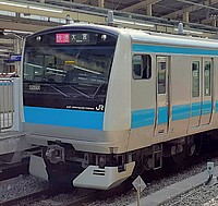 track, transport, outdoor, land vehicle, vehicle, station, train, blue, traveling