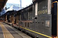 outdoor, rail, train, transport, locomotive, vehicle, platform, land vehicle, railroad