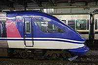 train, track, building, transport, station, blue, land vehicle, vehicle, platform, railroad, rail, public transport, pulling, silver