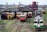 sky, outdoor, railroad, train, rail, locomotive, vehicle, land vehicle, transport