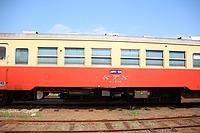 sky, outdoor, train, transport, track, railroad, land vehicle, rail, vehicle, traveling