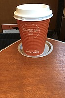 table, cup, coffee, indoor, drink, soft drink, beer, coffee cup, Dixie cup
