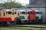 outdoor, grass, transport, train, track, railroad, locomotive, land vehicle, rail, vehicle, traveling, several, day
