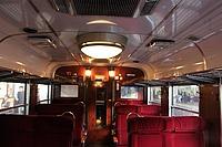 indoor, ceiling, bus, train, vehicle