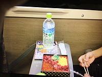person, indoor, bottle, text, food, soft drink, drink, dish, preparing