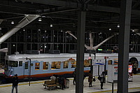 train, building, road, vehicle, land vehicle, outdoor, station, public transport