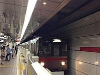indoor, ceiling, land vehicle, vehicle, station, public transport, platform, train