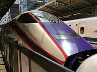 vehicle, land vehicle, transport, bullet train, train