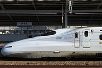 transport, vehicle, land vehicle, bullet train, train, high-speed rail, station, public transport, rail, railway, railroad, runway